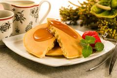 #84 銅板焼ホットケーキの秘密