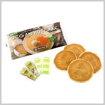 ヴィーガンホットケーキ4袋