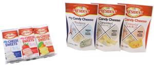 世界最大のチーズメーカー フランス ラクタリス社とのコラボ製品発売