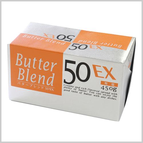 バターブレンド50EX有塩 450g