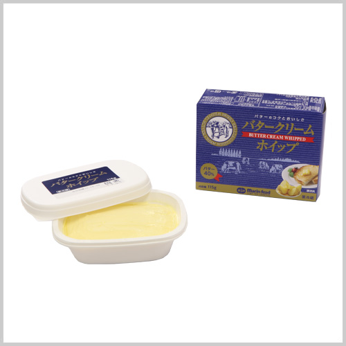 バタークリームホイップ