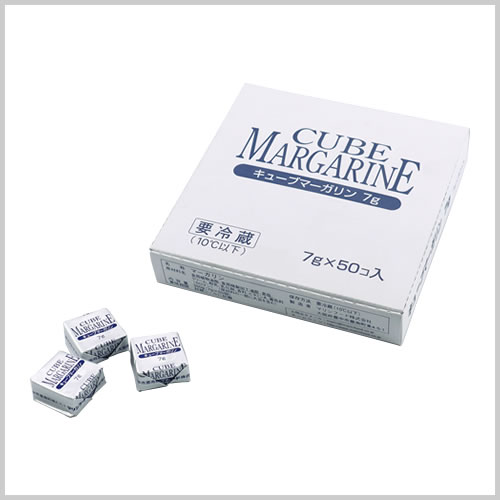 Cube Margarine 7g