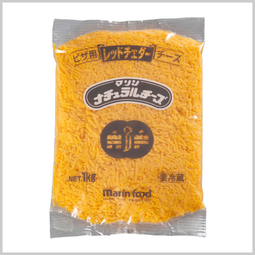 Red Cheddar Cheese 1kg