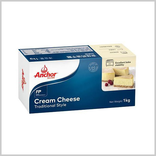 Anchor Food Professionals Cream Cheese 1kg
