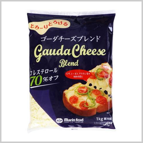 とろ~りとろけるゴーダチーズブレンド 1kg