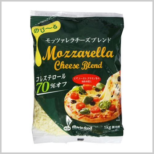 のび~るモッツァレラチーズブレンド 1kg