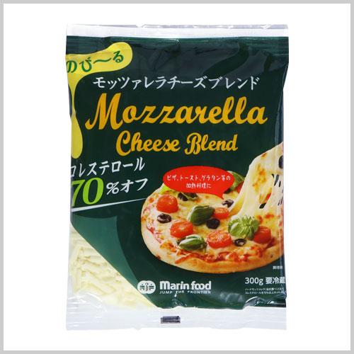 のび~るモッツァレラチーズブレンド 300g