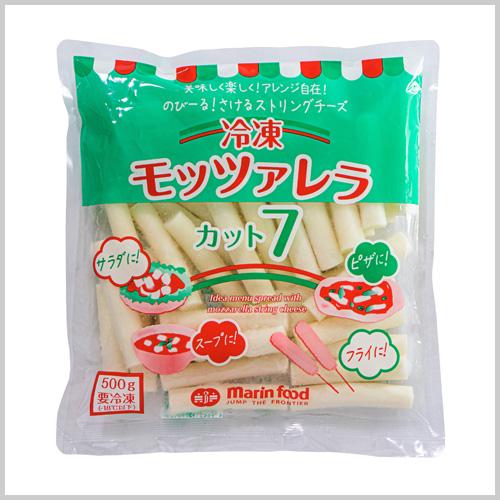 冷凍モッツァレラカット7
