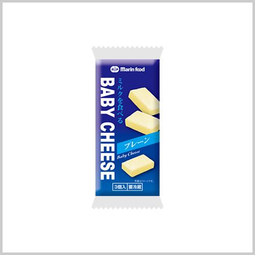 ミルクを食べるベビーチーズ プレーン 45g