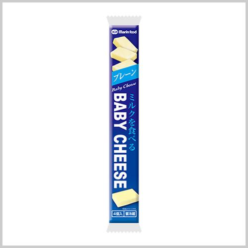 ミルクを食べるベビーチーズ プレーン 60g