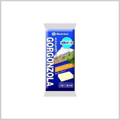 ミルクを食べるベビーチーズ ゴルゴンゾーラ入り36g