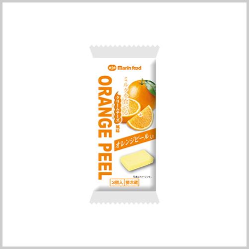 ミルクを食べる クリームチーズ風味 オレンジピール入り36g