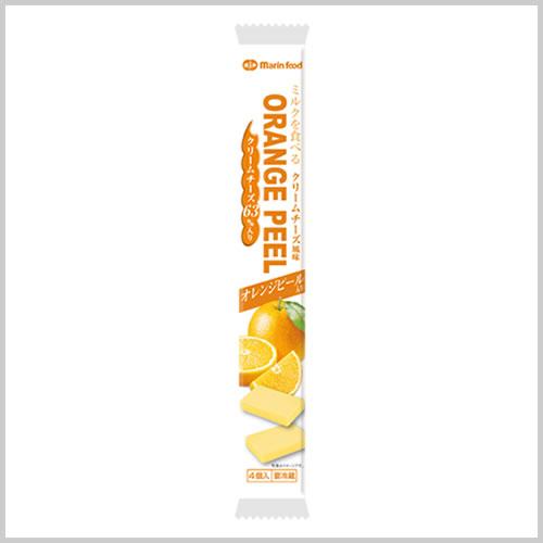 ミルクを食べる クリームチーズ風味 オレンジピール入り 48g