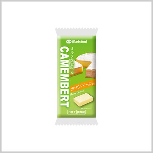 ミルクを食べるベビーチーズ カマンベール入り 45g