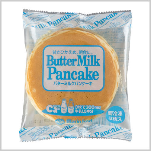 Butter Milk Pancake