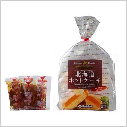北海道ホットケーキ3食セット(冷蔵)