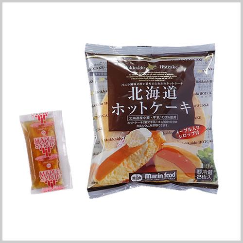 北海道ホットケーキ(冷蔵)