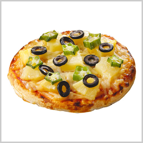 Vegan Pizza  Love Affair of the Princess Pineapple