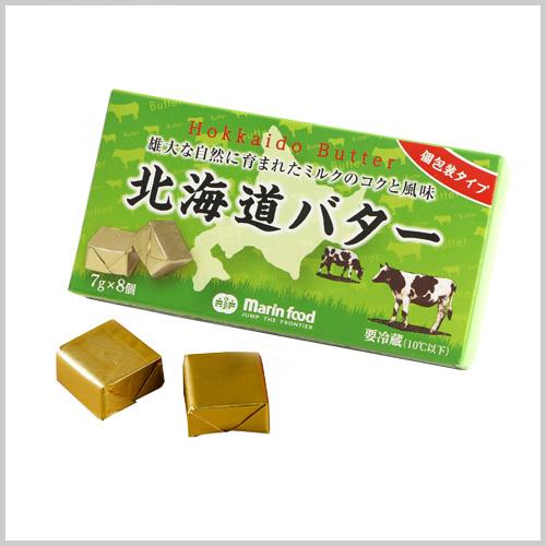 北海道バター 7g×8個入り