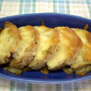 長芋のチーズグラタン