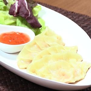 えびもちチーズ餃子