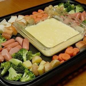 【乳アレルゲン不使用】簡単チーズフォンデュ