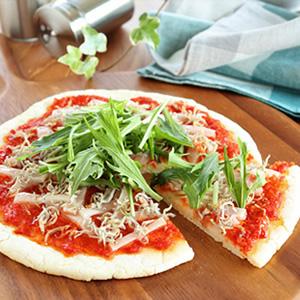 【27品目アレルゲン不使用】しらすのトマトピザ