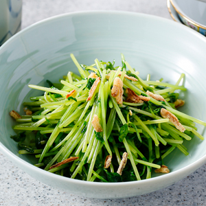清炒豆苗(チンチャオトウミョウ)