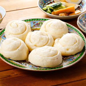 花巻(中華風蒸しパン)