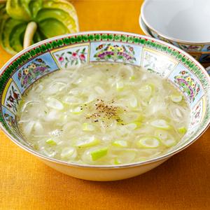ねぎスープ