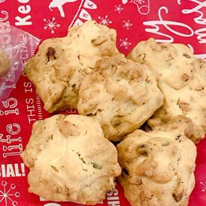 ざくざくグラノーラクッキー