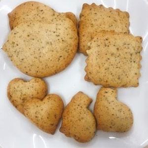 紅茶香るヴィーガンクッキー