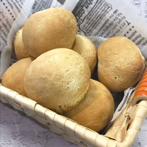 もっちり米粉パン