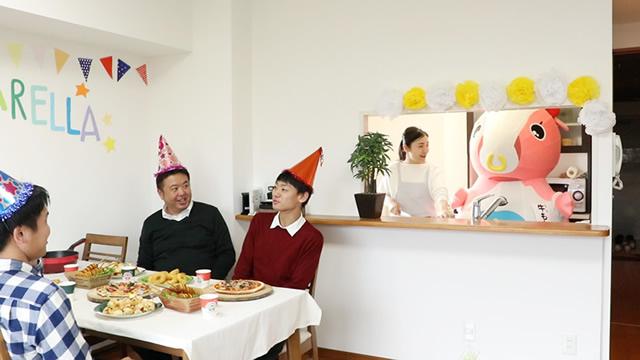 牛丸キッチン~クッキングモッツァレラ編~
